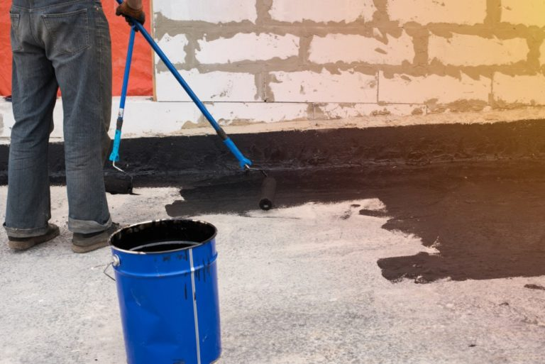 waterproofing your home
