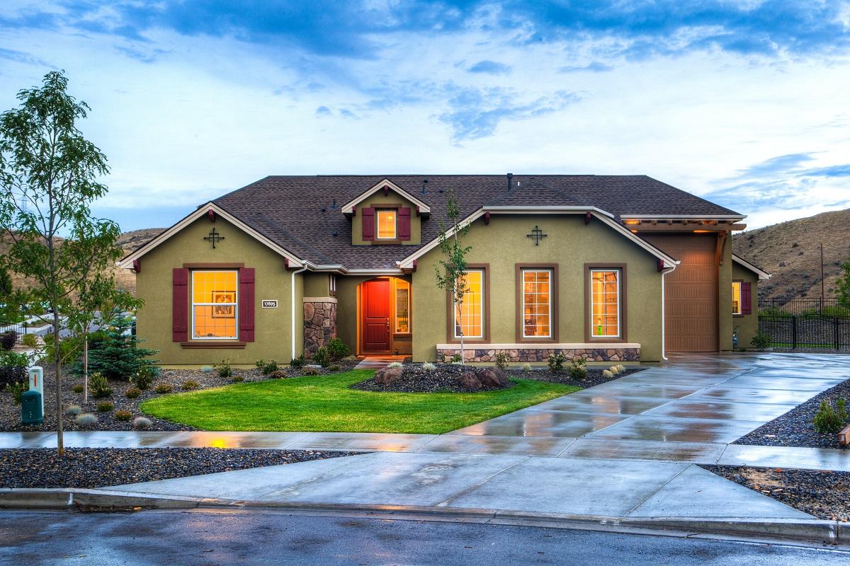 Single-Storey Home