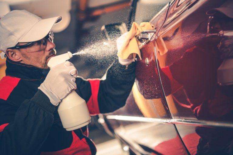 customizing car's exterior