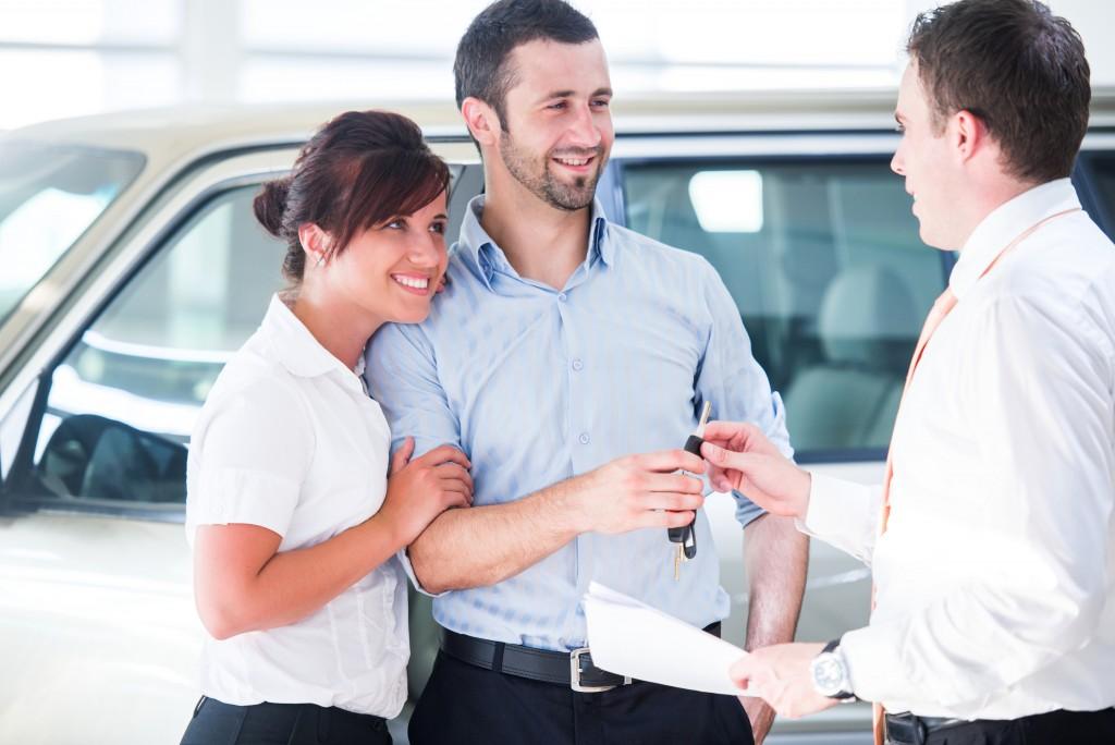 auto dealership