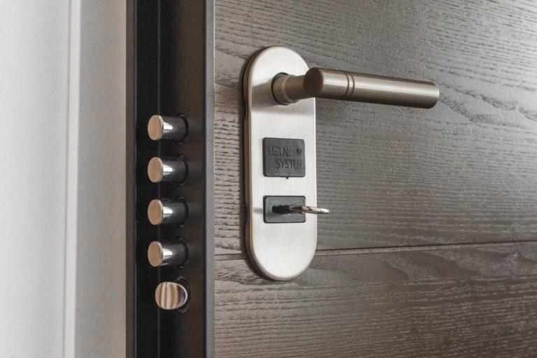 heavy duty door lock