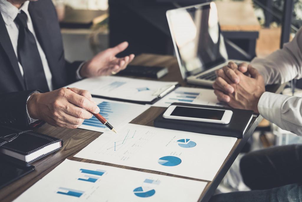 business productivity concept