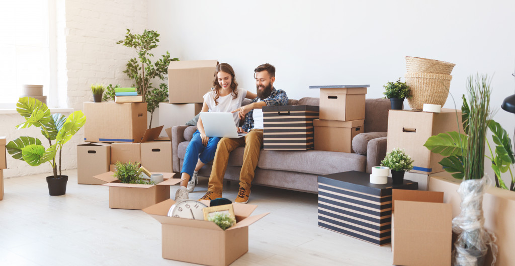 What You Need to Do After Moving Into a New Home