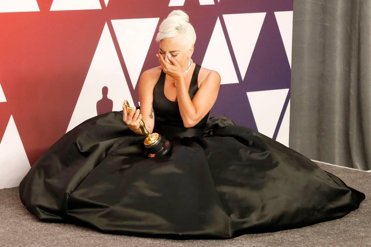 Early Oscar Buzz for Lady Gaga as Patrizia Reggiani