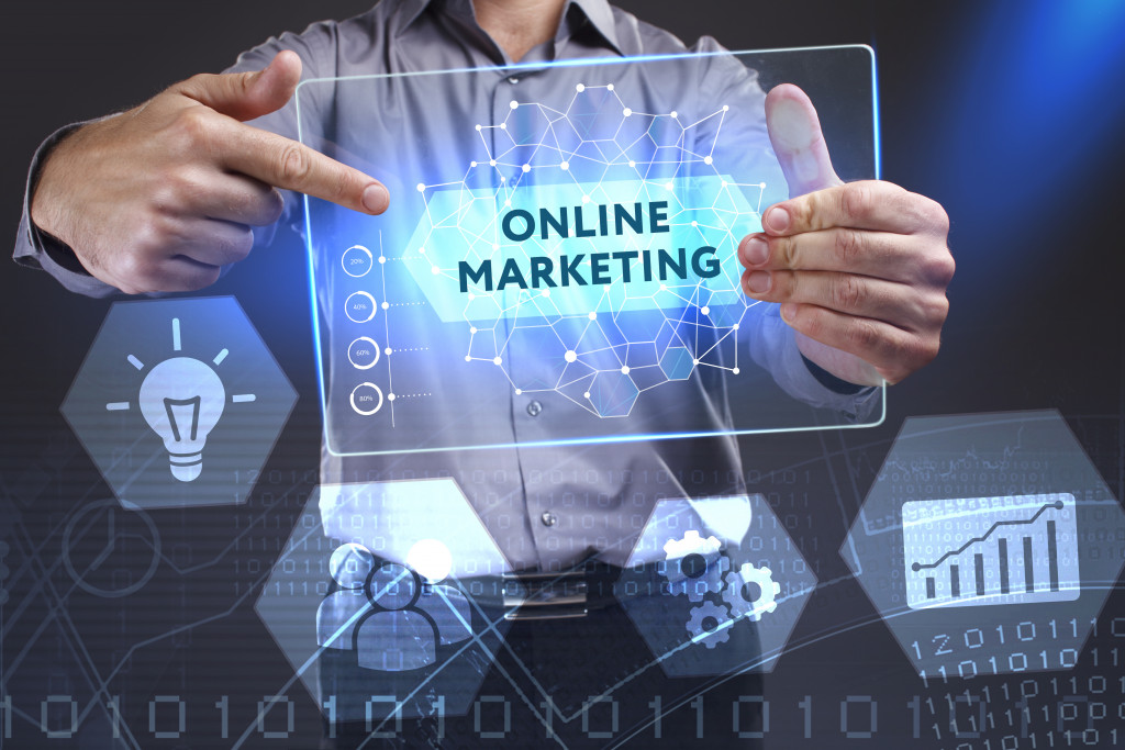 Digital Marketing: Making the Most of People's Extended Screen Time in the Pandemic
