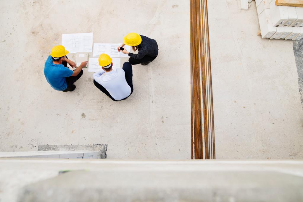 planning construction process