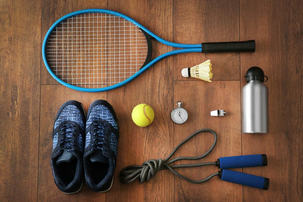 tennis gear